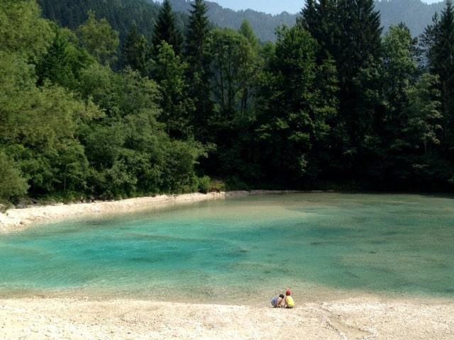 Laghetto Val Canali