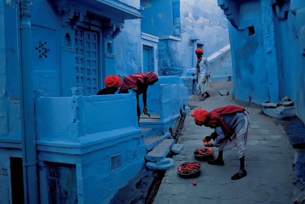 Steve Mccurry, Jodhpur, India, 1996
