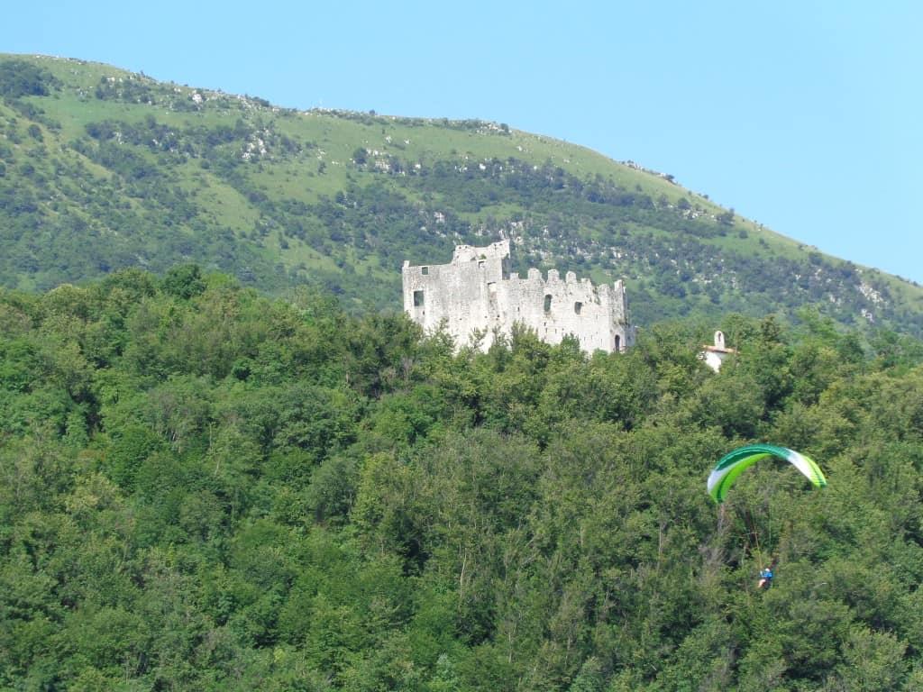 Castello di Toppo, Travesio. Uno dei Borghi più belli d'Italia