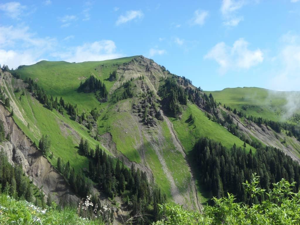 Le montagne della Carnia