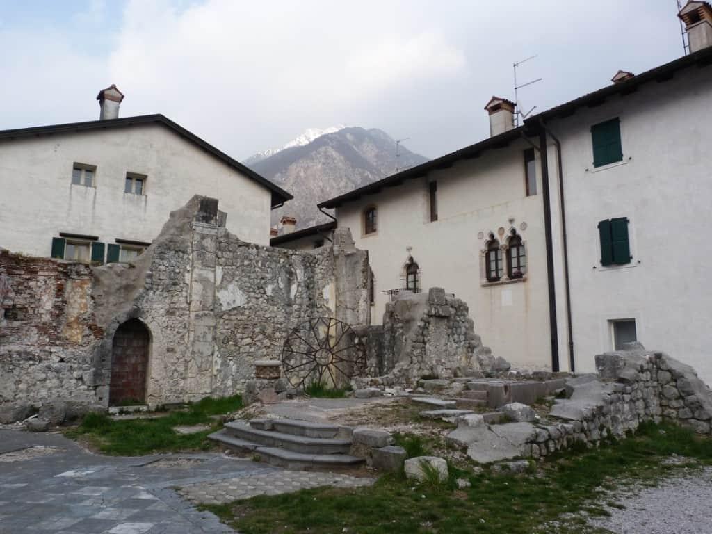 Venzone borgo più bello d'italia