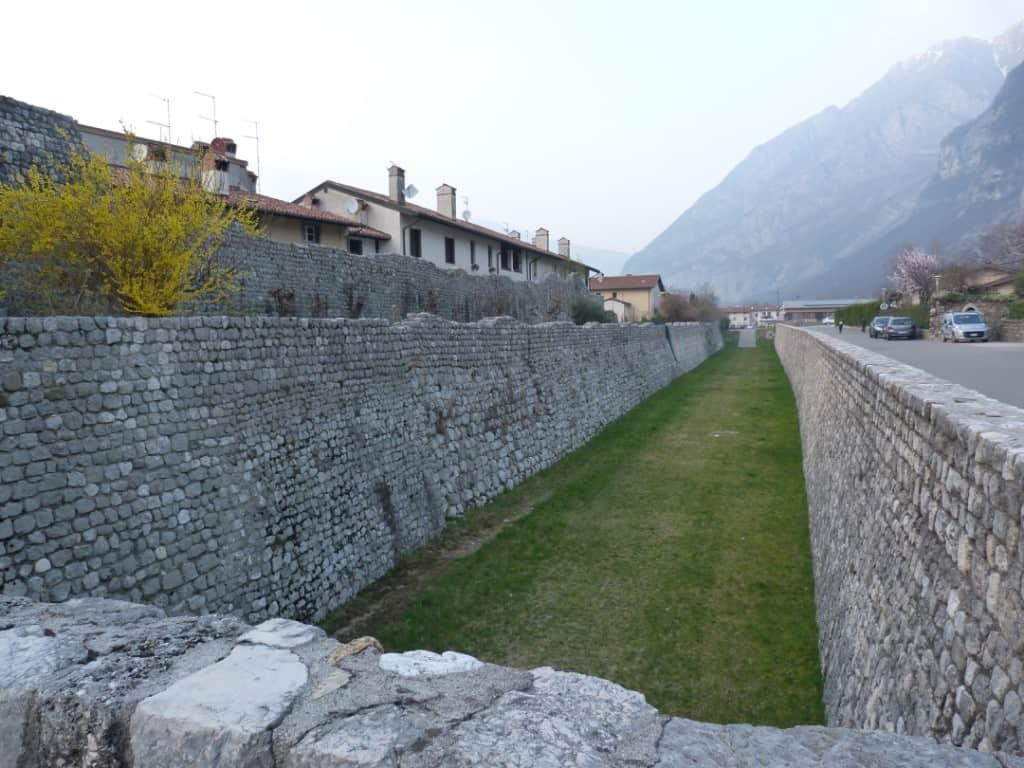 Venzone città fortificata