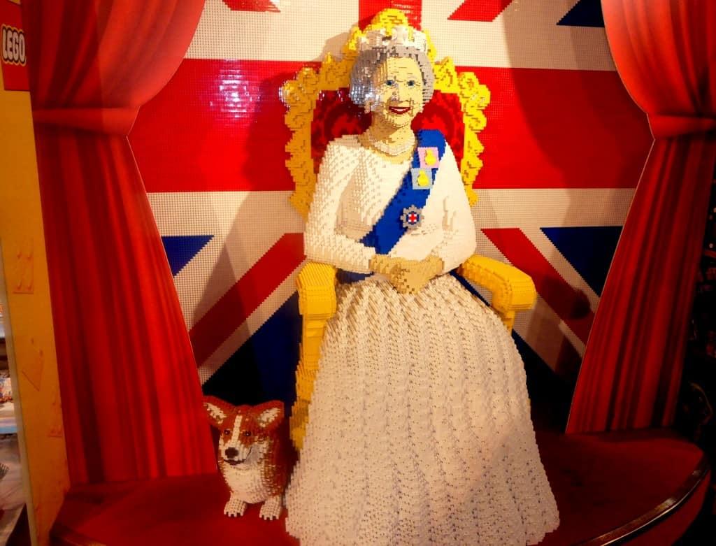 Regina di...Lego