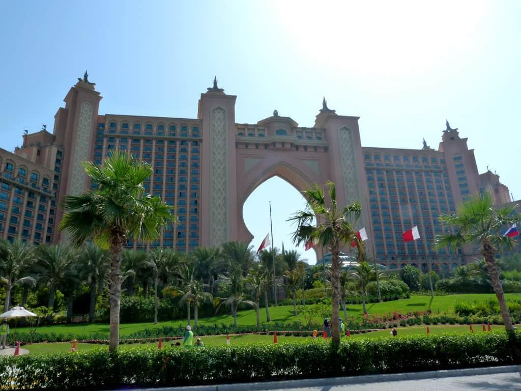 Hotel The Atlantis Dubai