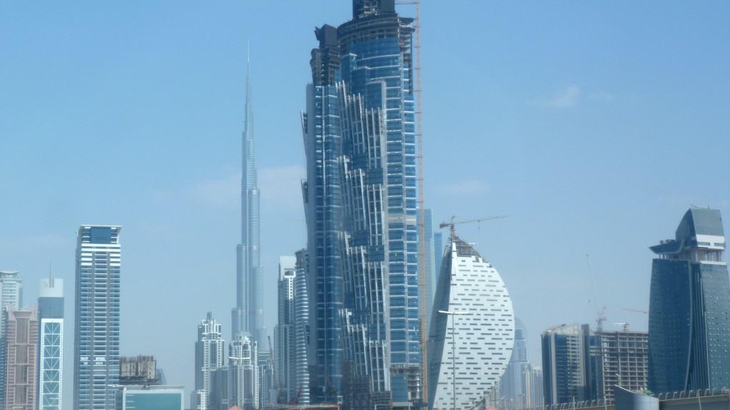 Dubai: una città in continua evoluzione