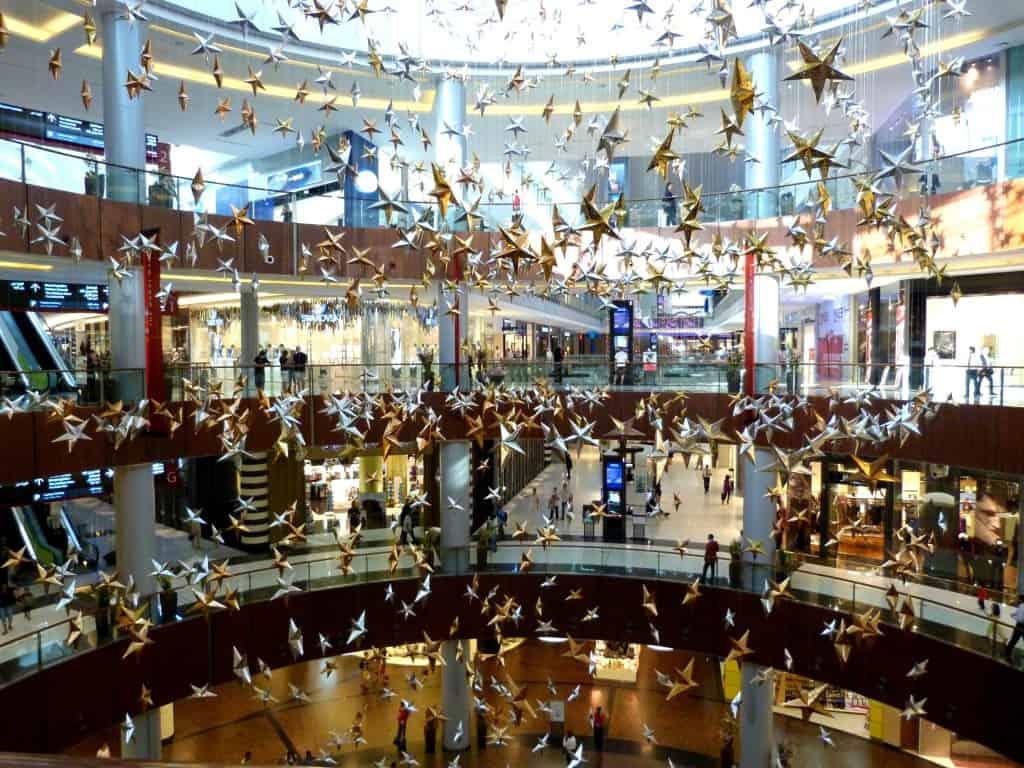 Centro commerciale The Dubai Mall