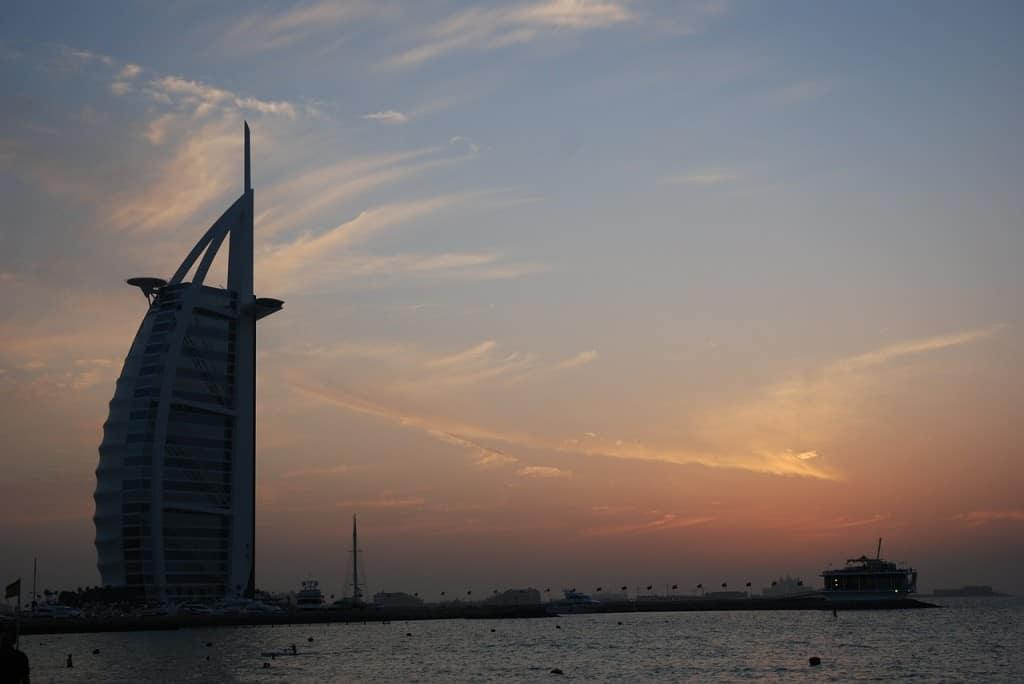Burj Al Arab: l'hotel a 7 stelle!