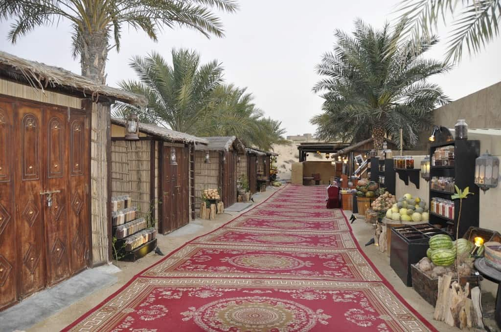 Suq tradizionale Dubai