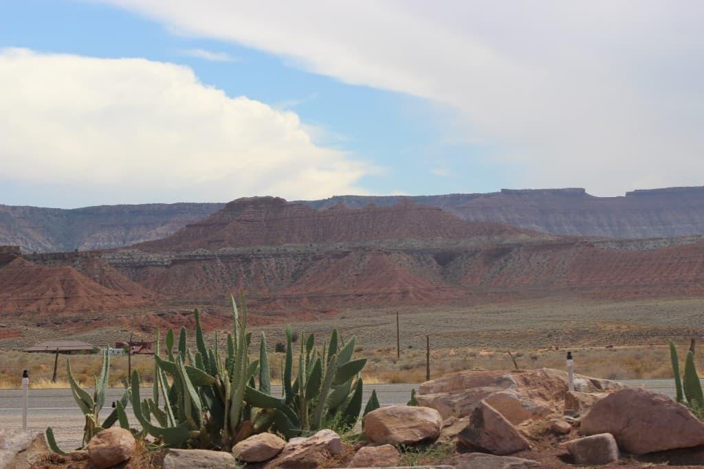 Paesaggi del West