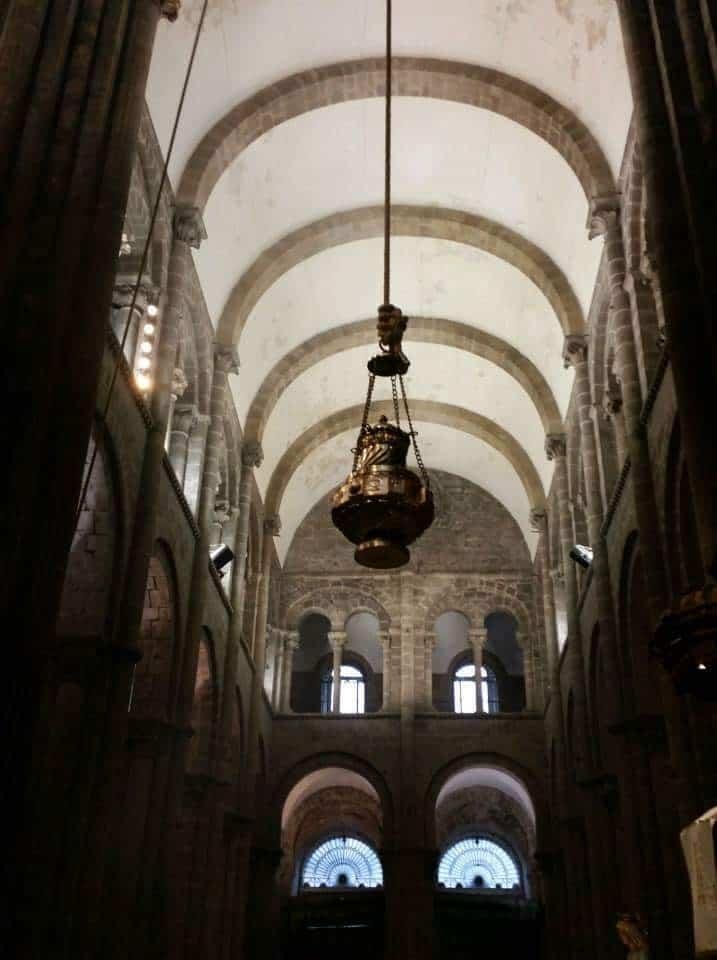 cattedrale di Santiago di Compostela