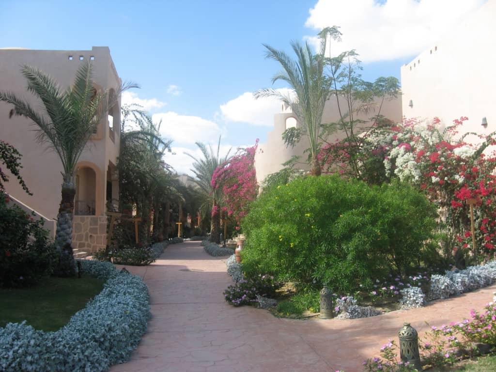 Giardini e Bungalow del resort