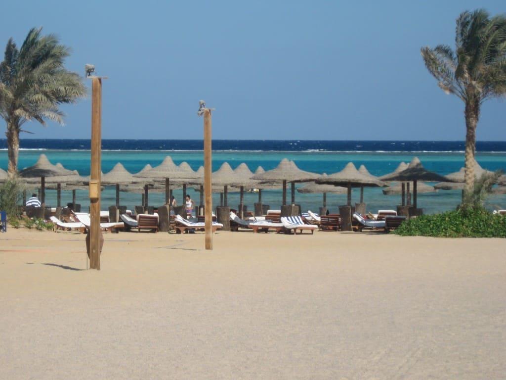 La meravigliosa spiaggia del Floriana Dream Lagoon