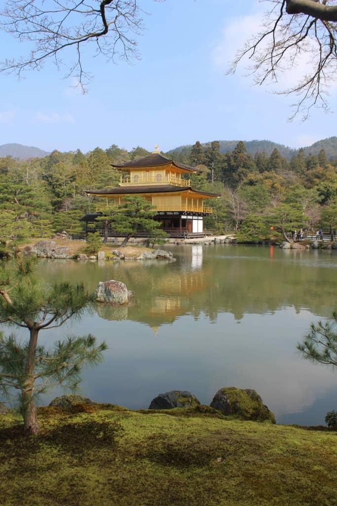 la pagoda d'oro