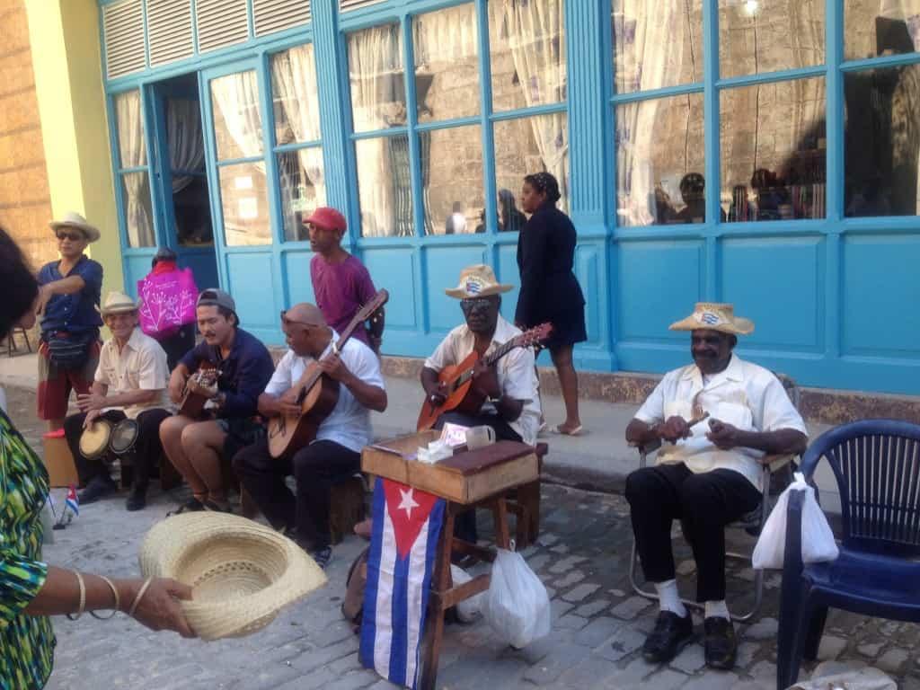 musica a Havana