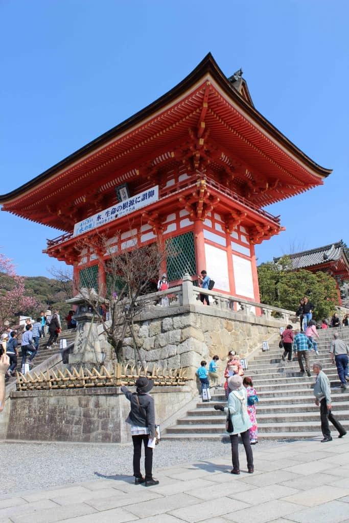 pagoda rossa giappone