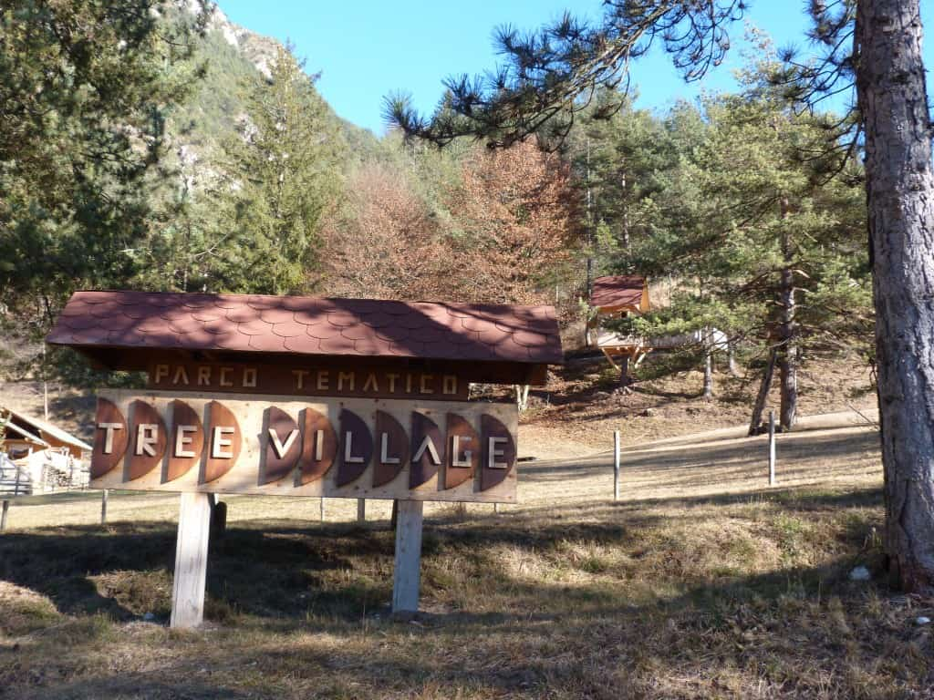 tree village claut