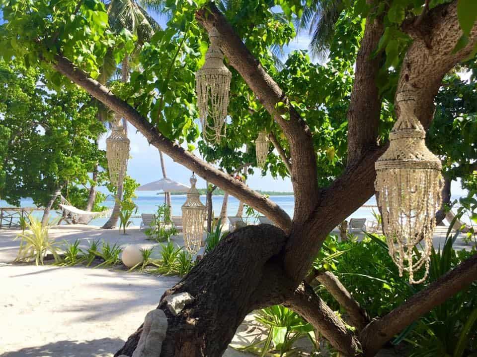 foto maldive spiaggia