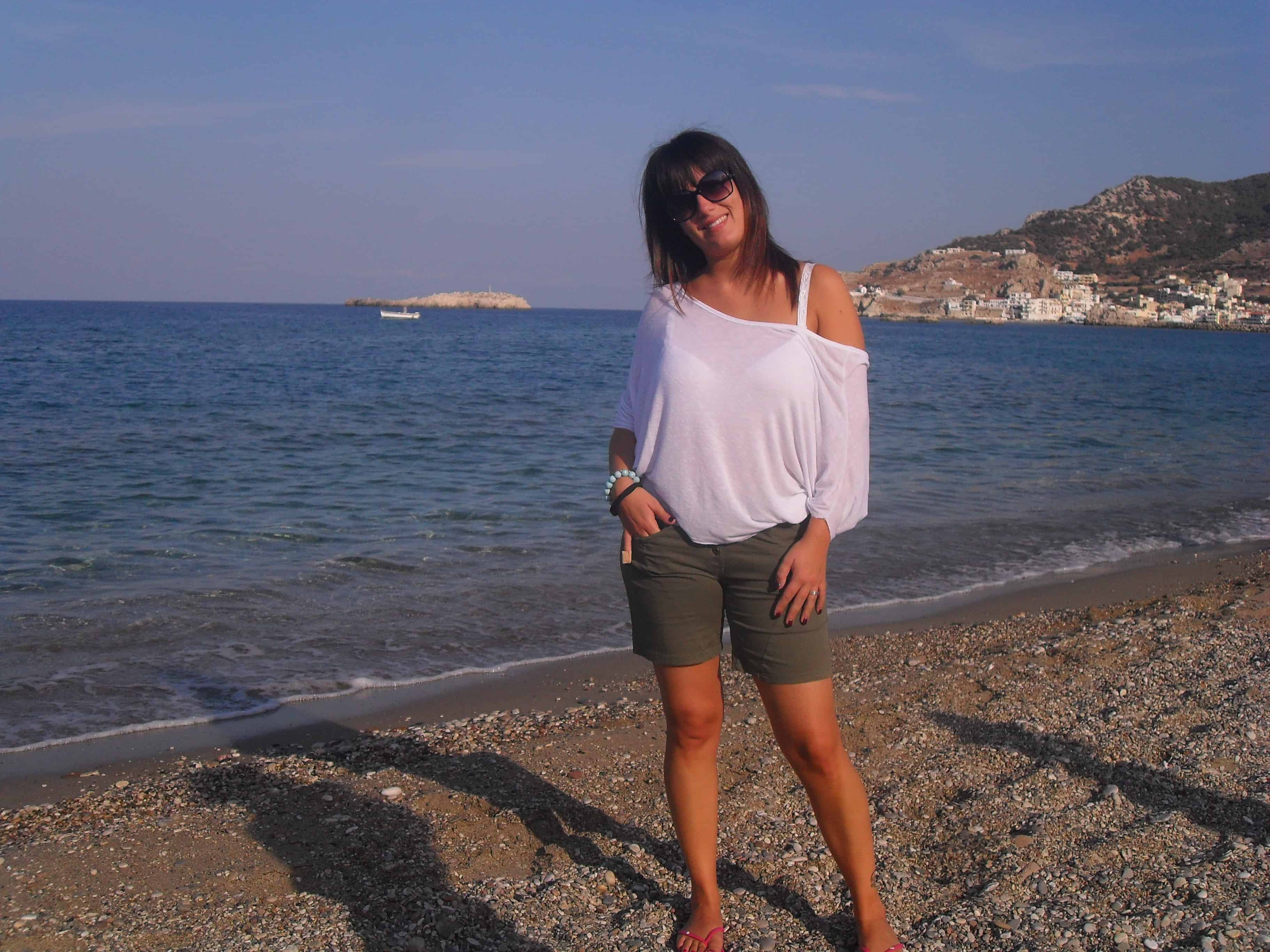 grecia, karpathos, mare