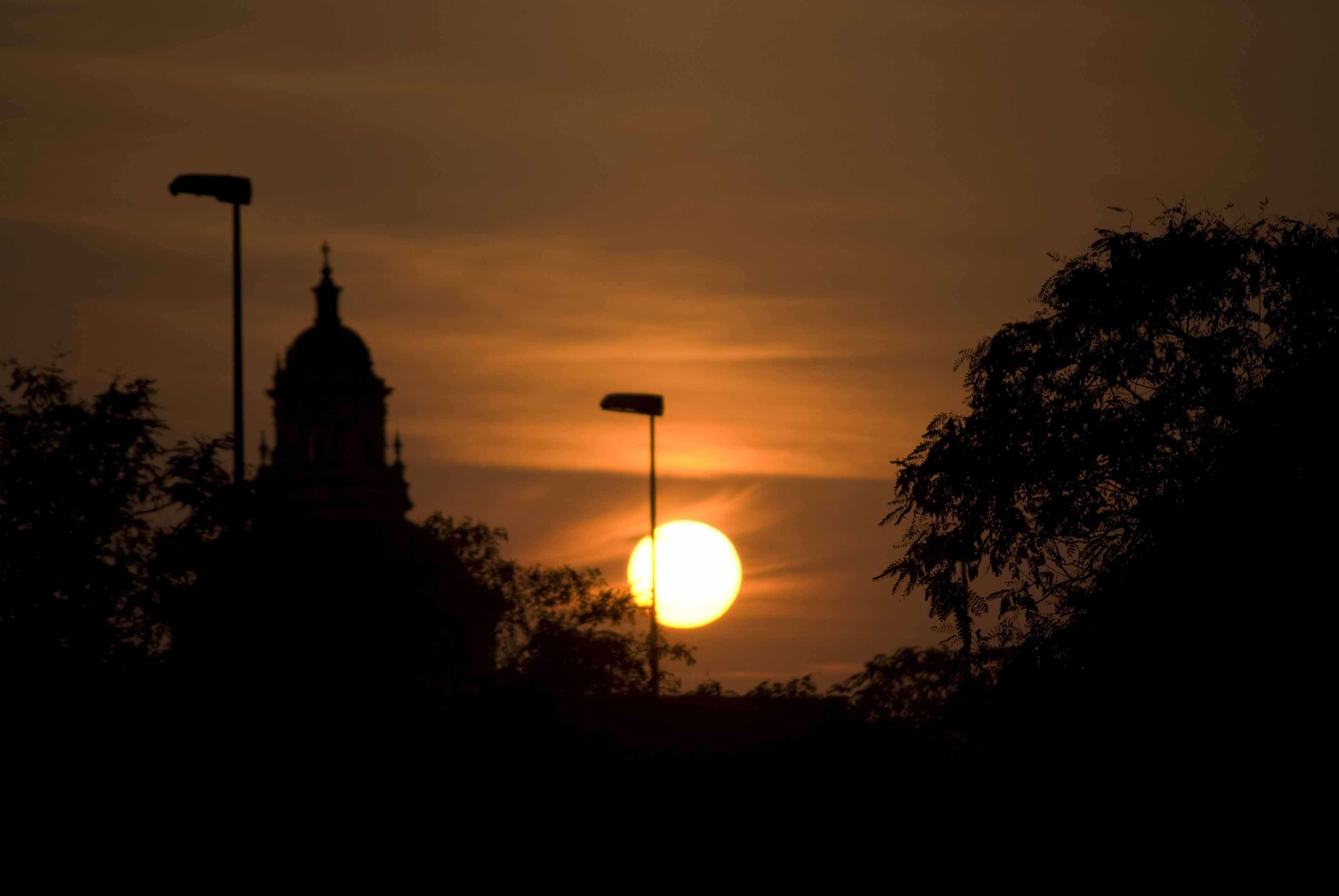 tramonto siviglia