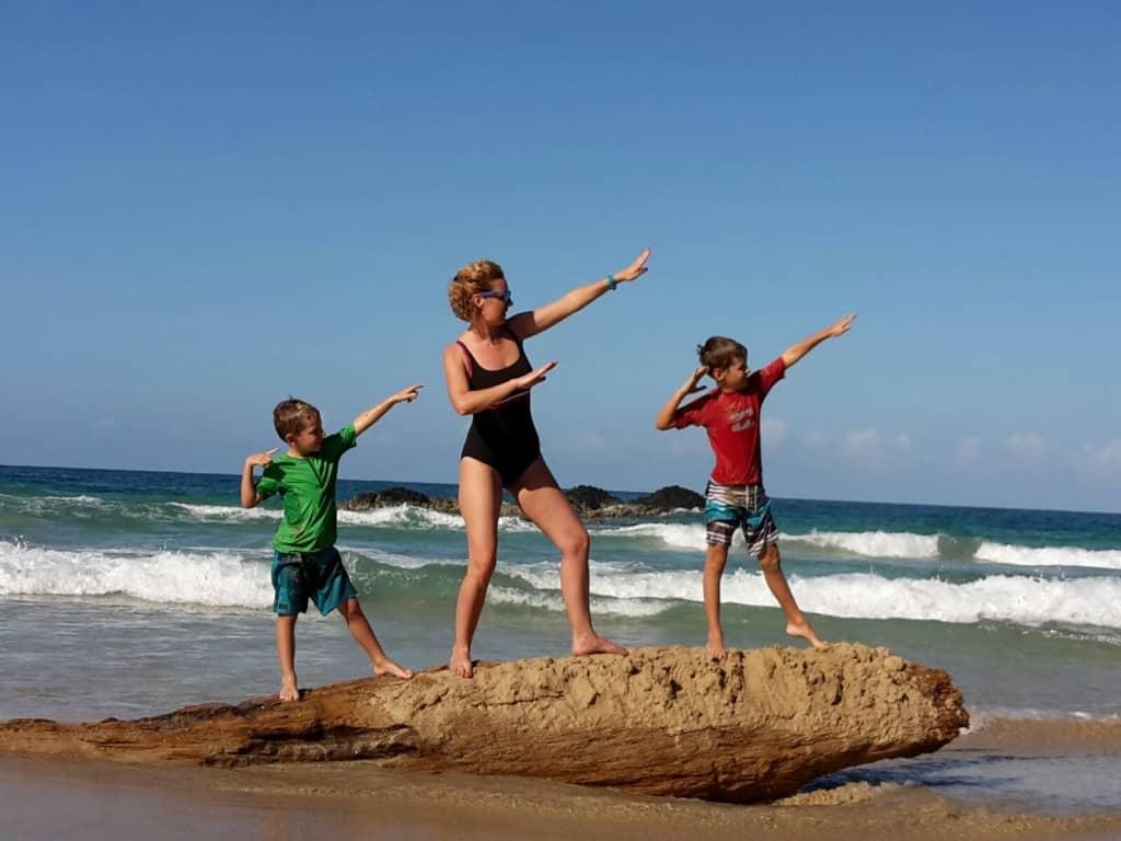 mare, sole spiaggia, relax, bambini