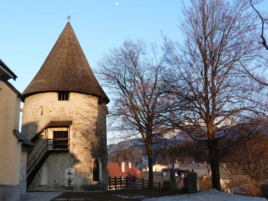 torre medievale tarvisio