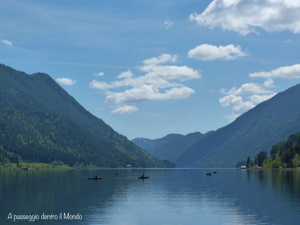 fiordo lago bianco austria