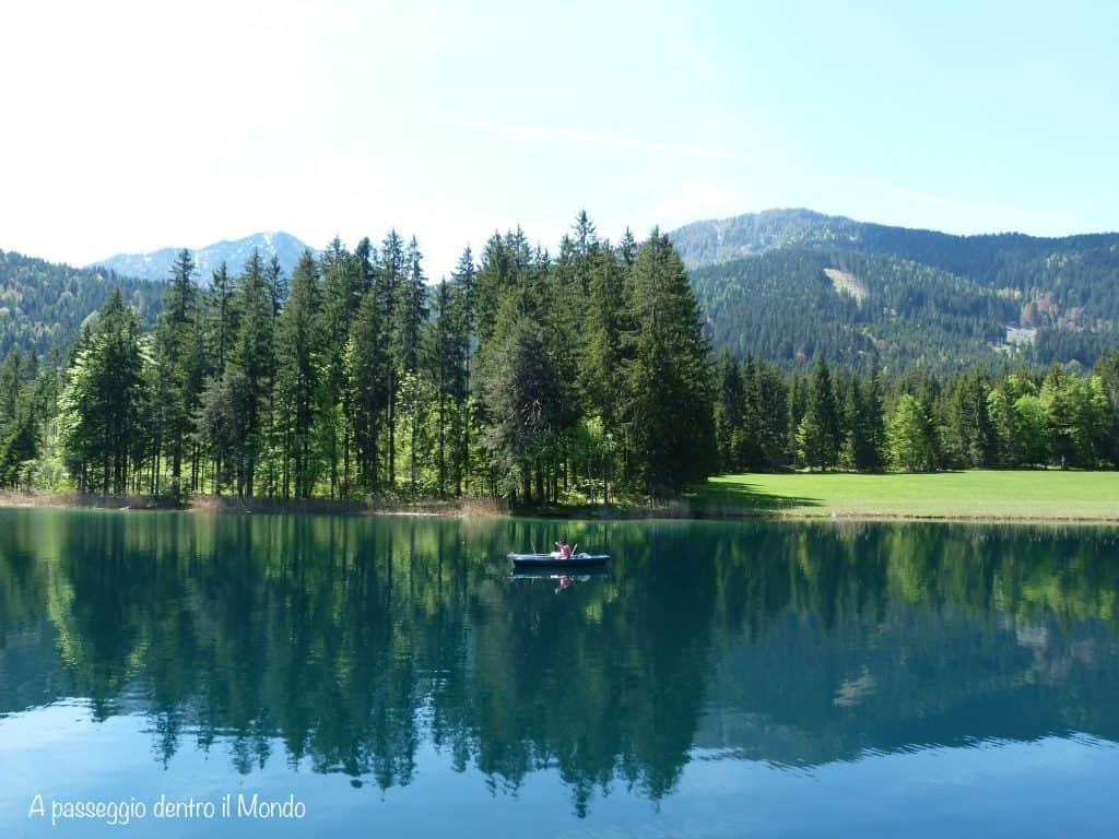 barca lago bianco austria