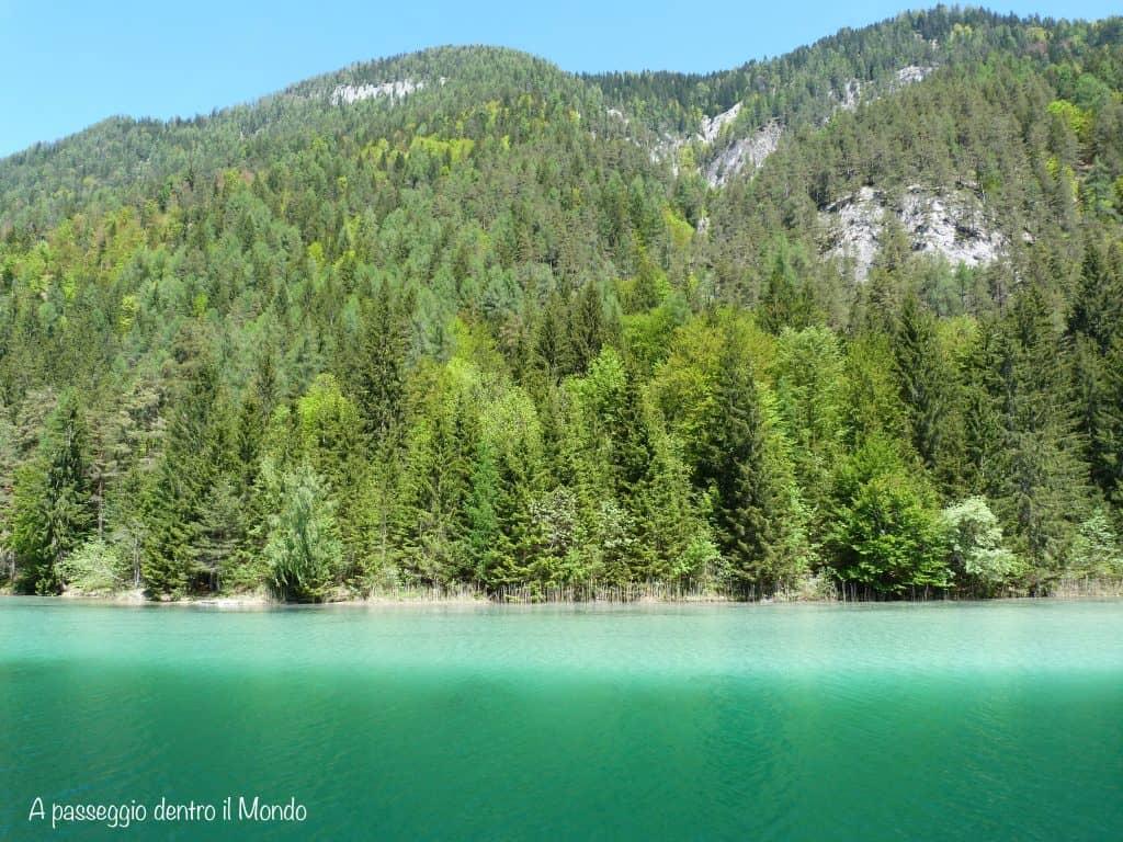 lago bianco weissensee