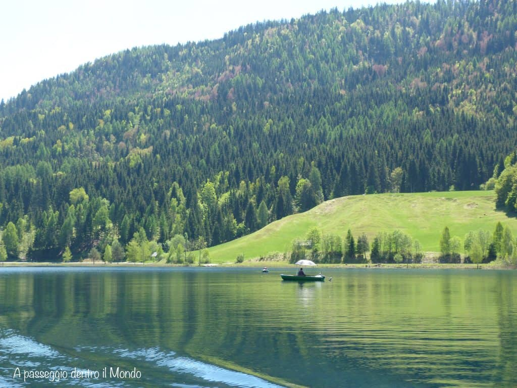 lago bianco carinzia