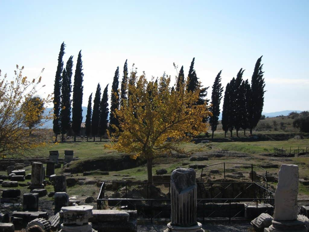 asklepion, grecia, kos