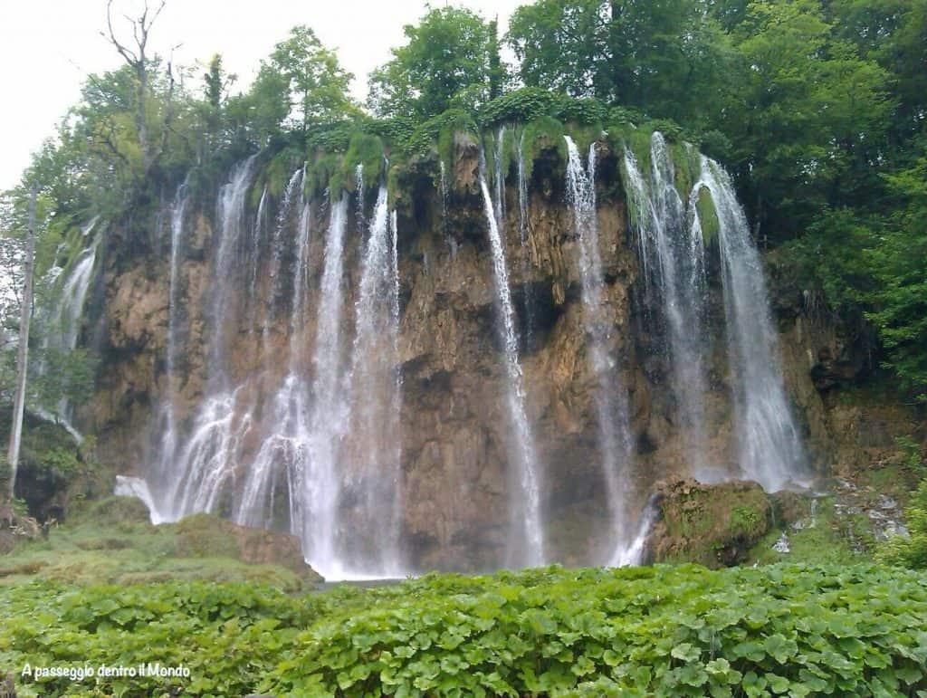 laghi di plitvice natura