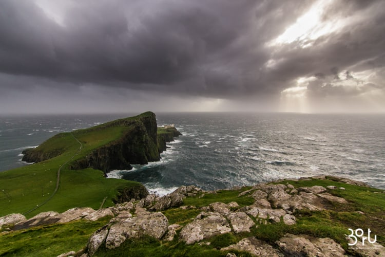 neist point, scozia
