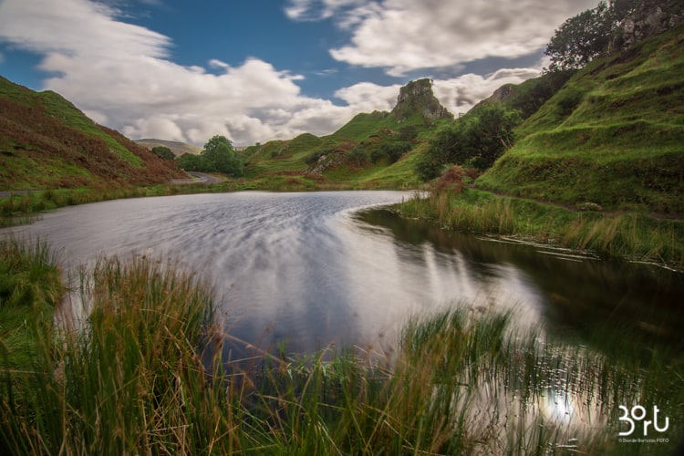 castle ewen, scozia