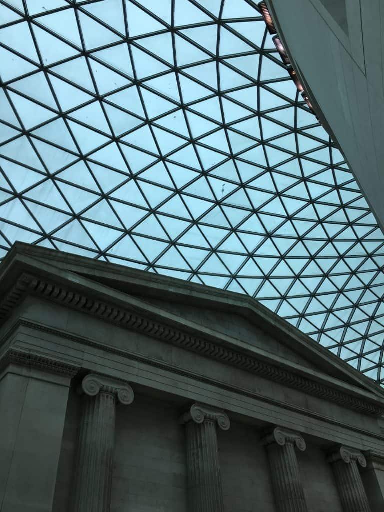 british museum, londra, musei