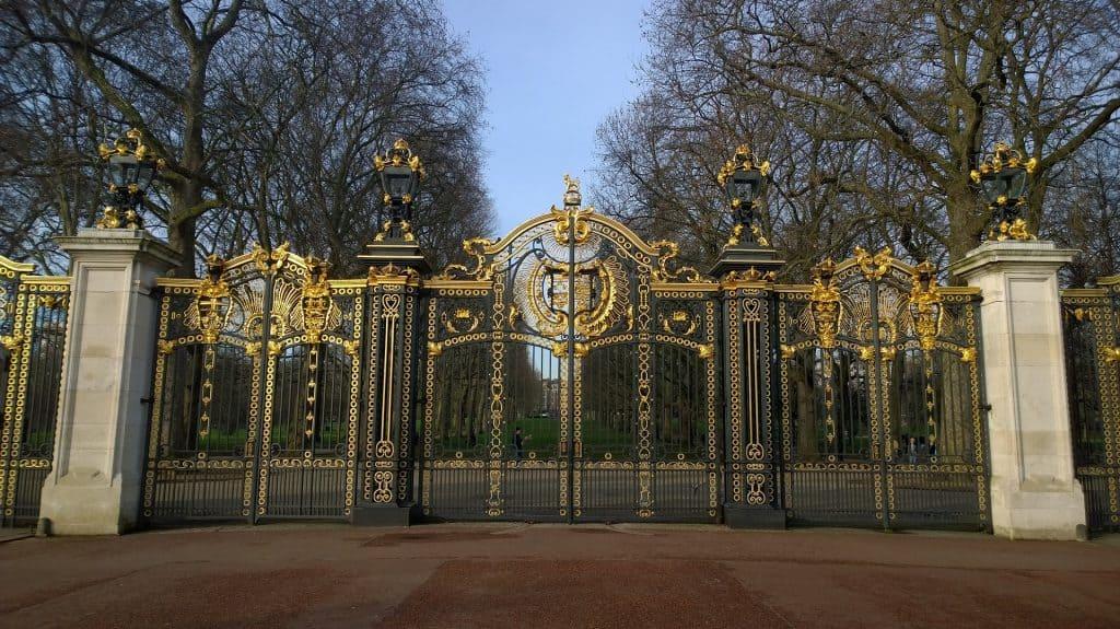 gates, london, garden